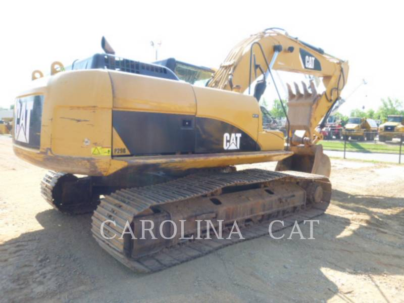 CATERPILLAR KETTEN-HYDRAULIKBAGGER 324DL TH equipment  photo 4