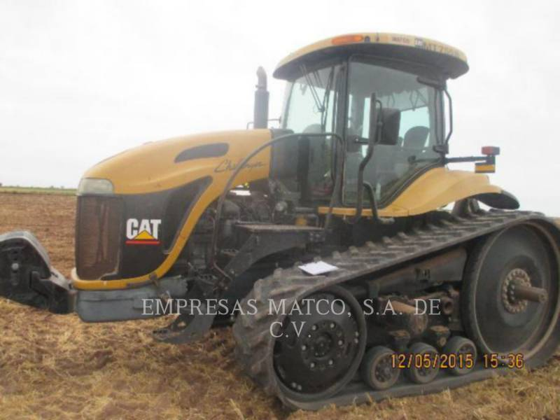 AGCO-CHALLENGER TRACTORES AGRÍCOLAS MT755B equipment  photo 2
