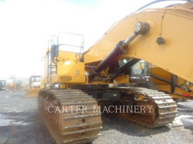 CATERPILLAR TRACK EXCAVATORS 374FL equipment  photo 1
