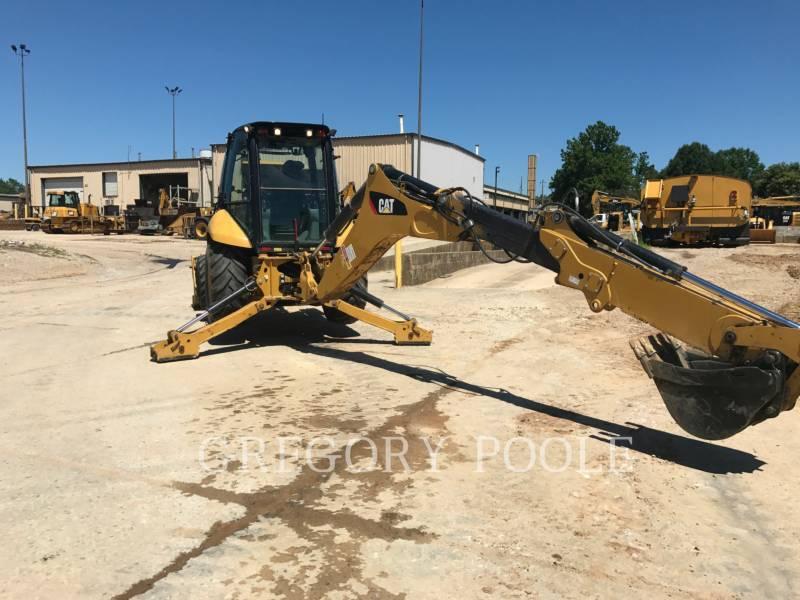CATERPILLAR RETROESCAVADEIRAS 420F equipment  photo 7
