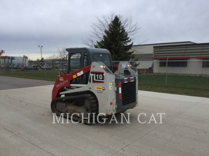 TAKEUCHI MFG. CO. LTD. CARGADORES MULTITERRENO TL10 equipment  photo 4