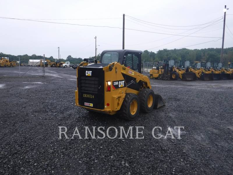 CATERPILLAR MINICARGADORAS 236D equipment  photo 3