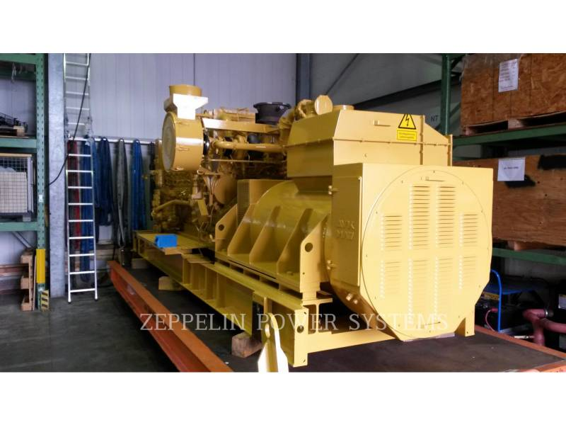 CATERPILLAR STACJONARNY - GAZ ZIEMNY (OBS) G3516 PPO G1000  equipment  photo 2