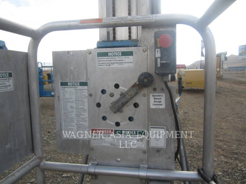 GENIE INDUSTRIES LEVANTAMIENTO - TIJERA IWP-20S equipment  photo 6
