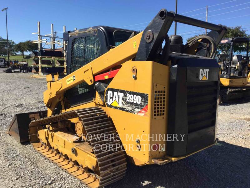 CATERPILLAR 多様地形対応ローダ 299D2XHP equipment  photo 2
