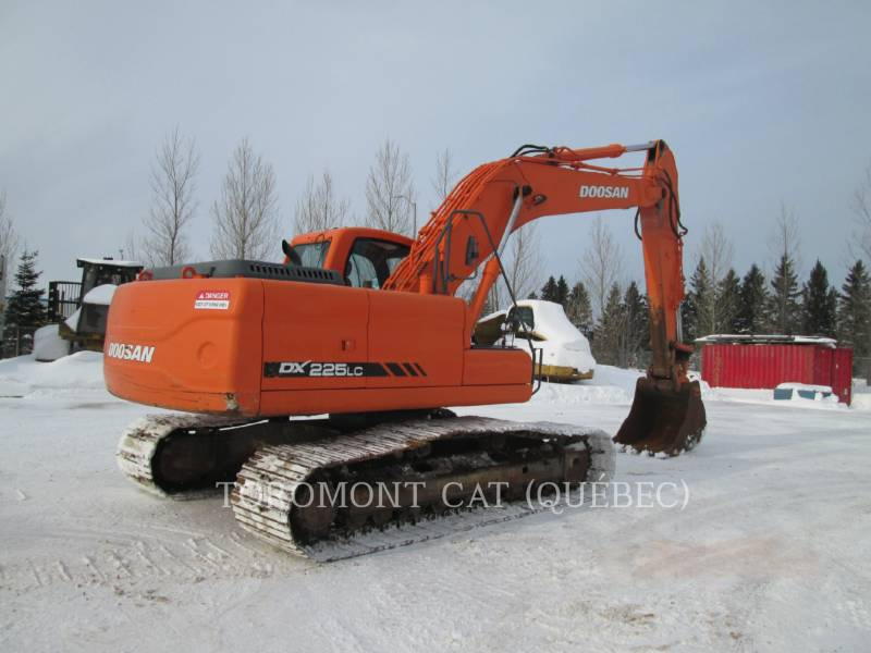 DOOSAN INFRACORE AMERICA CORP. EXCAVADORAS DE CADENAS DX225LC equipment  photo 4