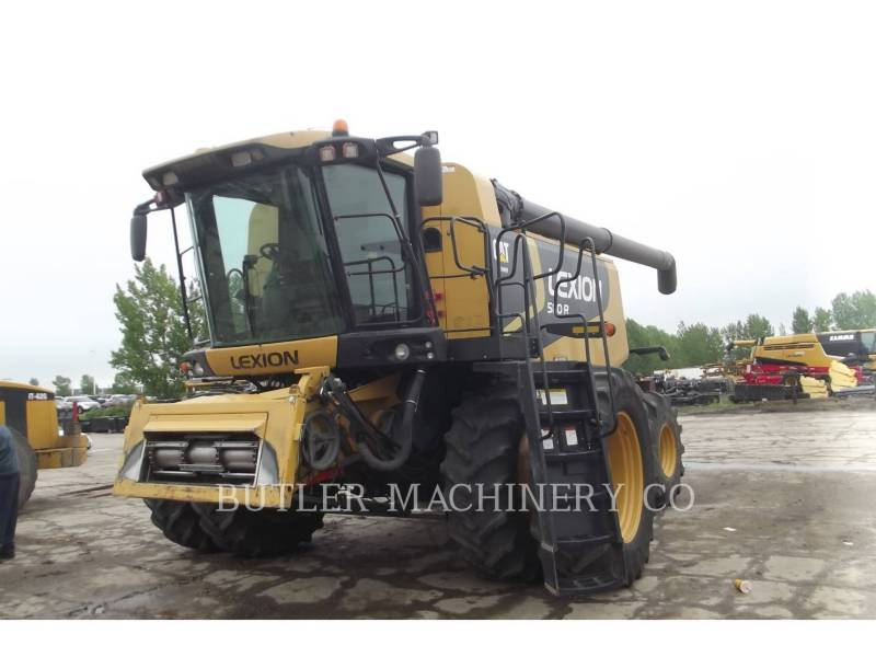 LEXION COMBINE KOMBAJNY LEX 580R equipment  photo 2