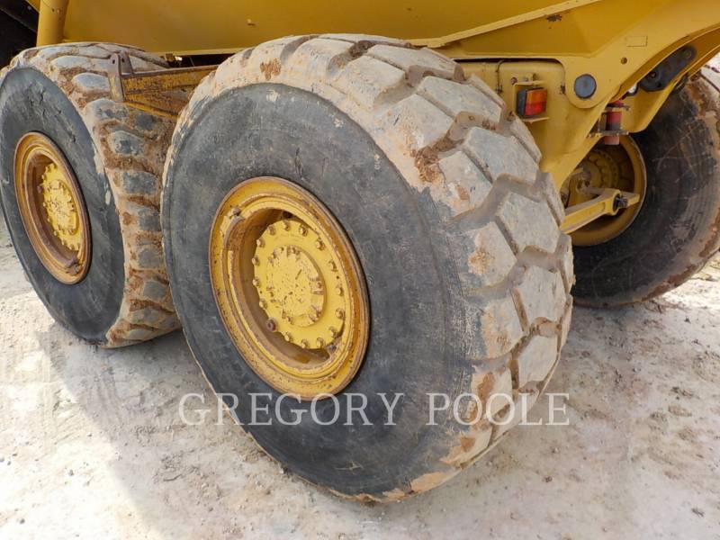 CATERPILLAR CAMIONES ARTICULADOS 725 equipment  photo 20