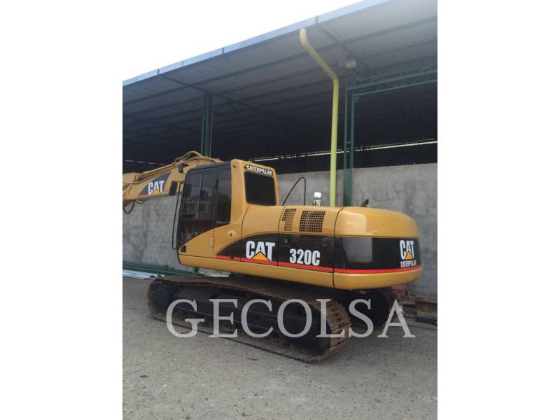 CATERPILLAR EXCAVADORAS DE CADENAS 320C equipment  photo 2