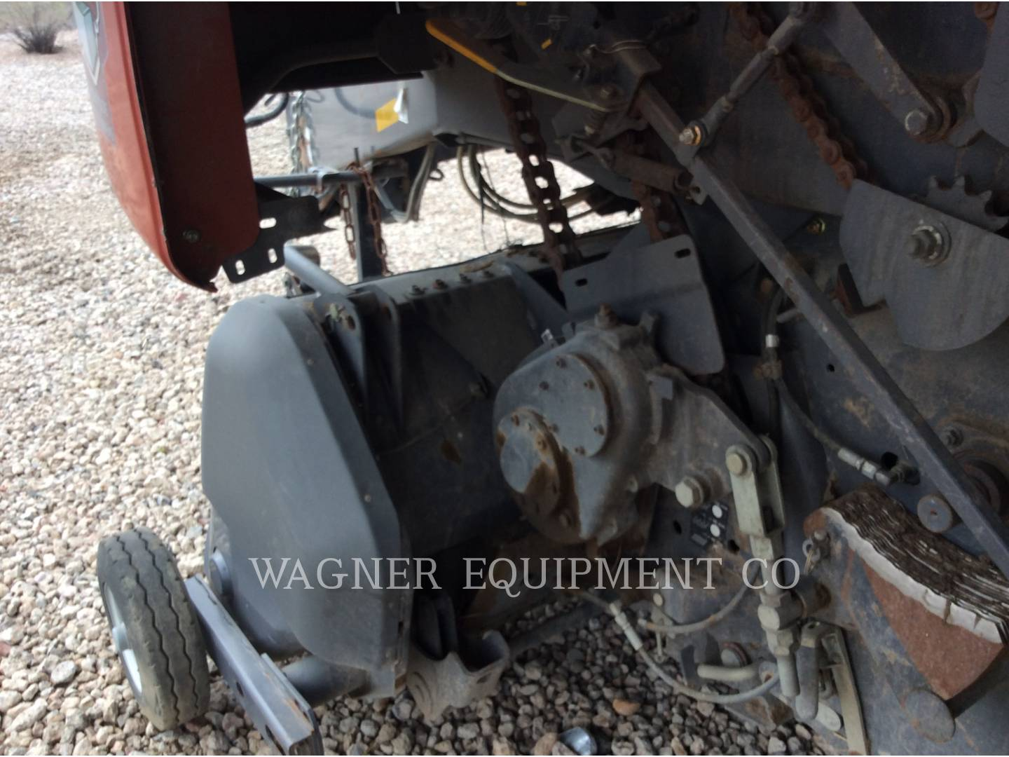 Detail photo of 2008 Massey Ferguson 2170 from Construction Equipment Guide