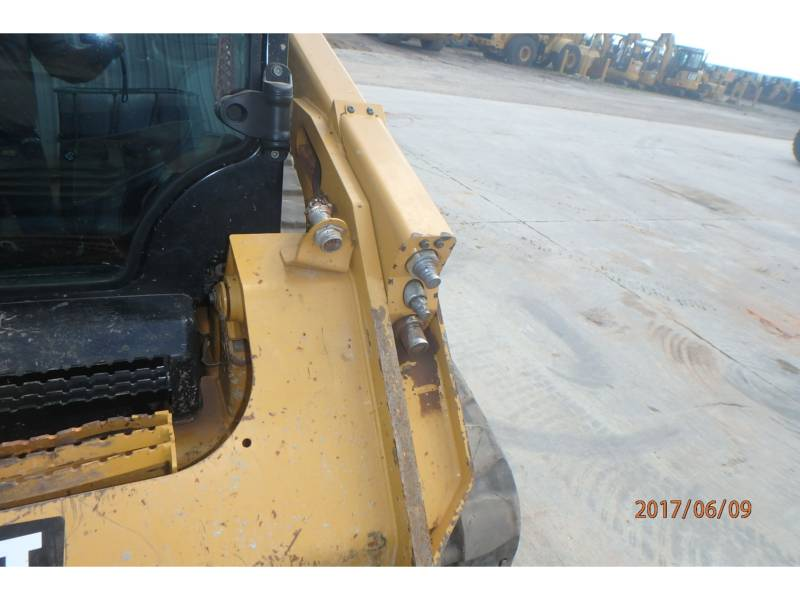 CATERPILLAR PALE CINGOLATE MULTI TERRAIN 299D equipment  photo 6