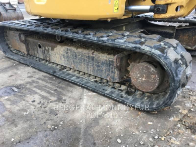 CATERPILLAR TRACK EXCAVATORS 305E CR equipment  photo 12
