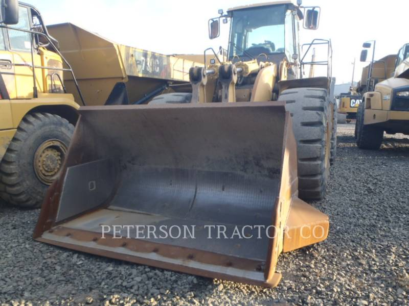 CATERPILLAR WHEEL LOADERS/INTEGRATED TOOLCARRIERS 980GII equipment  photo 2
