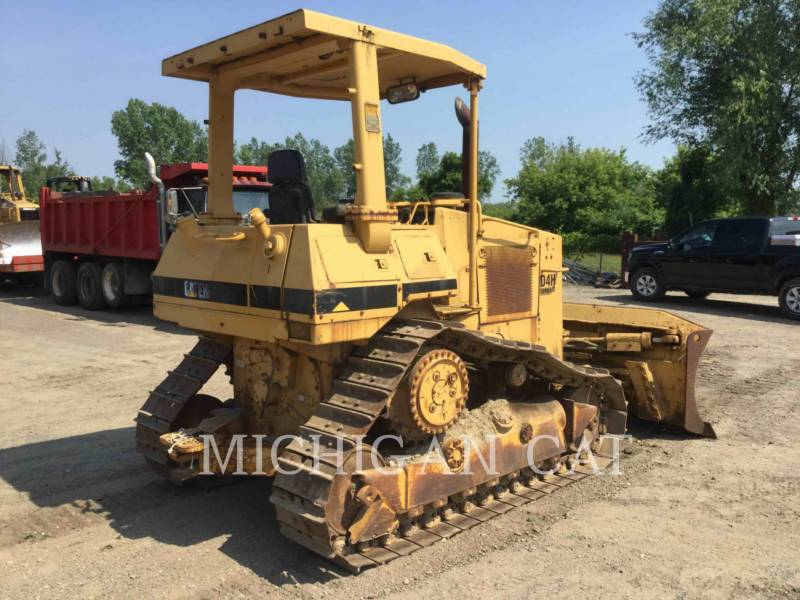CATERPILLAR TRACK TYPE TRACTORS D4HII equipment  photo 4