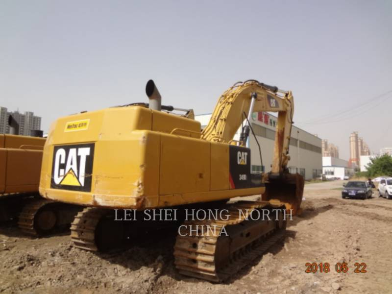 CATERPILLAR KETTEN-HYDRAULIKBAGGER 349D2 equipment  photo 6