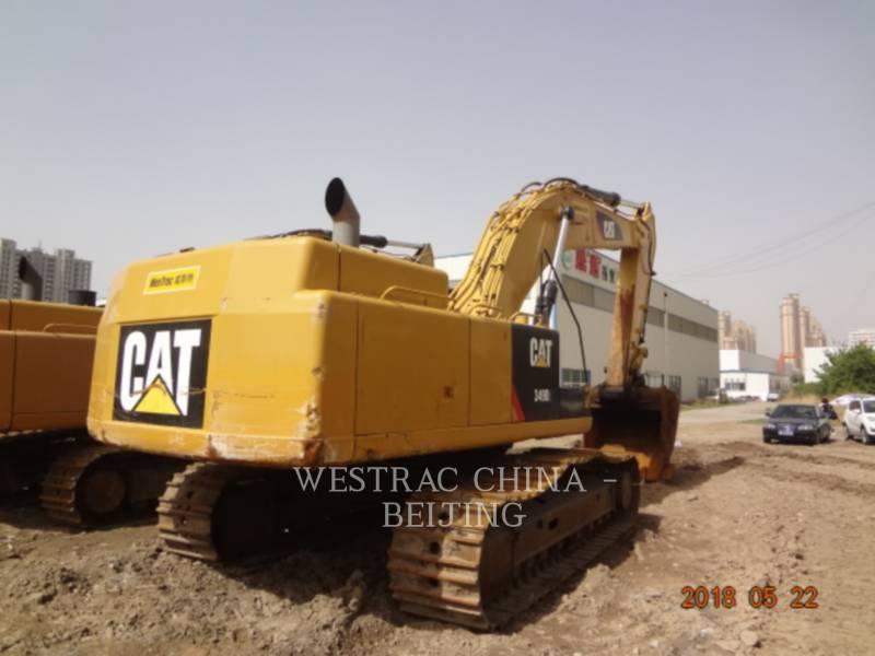 CATERPILLAR TRACK EXCAVATORS 349D2 equipment  photo 6
