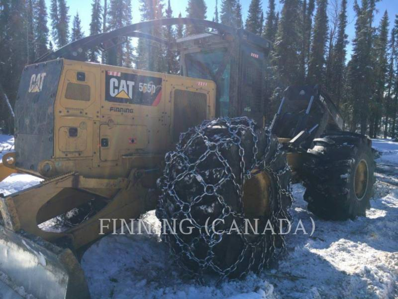 CATERPILLAR FORESTRY - SKIDDER 555D equipment  photo 4