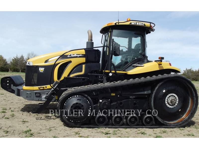 AGCO-CHALLENGER TRACTORES AGRÍCOLAS MT845C equipment  photo 8