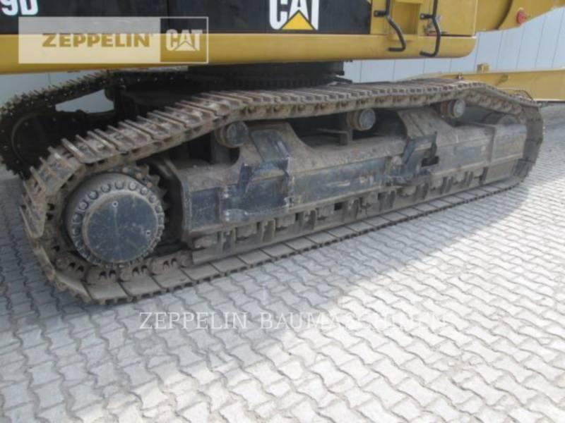 CATERPILLAR TRACK EXCAVATORS DEM70 equipment  photo 21