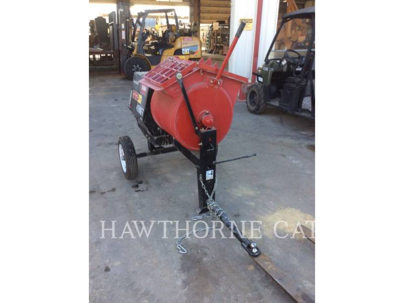 TORO COMPANY CONCRETE EQUIPMENT MIXER MTR equipment  photo 4