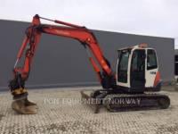Equipment photo KUBOTA CORPORATION KX08-3 TRACK EXCAVATORS 1