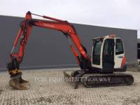 Equipment photo KUBOTA CORPORATION KX08-3 TRACK EXCAVATORS 1