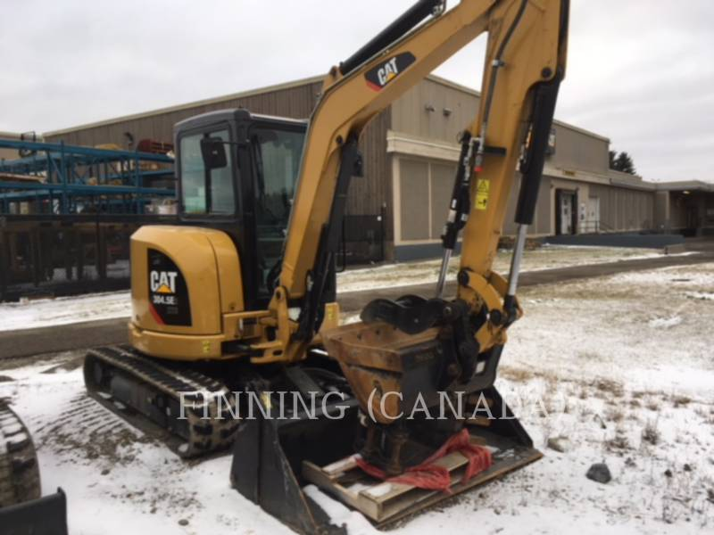 CATERPILLAR PELLES SUR CHAINES 304.5E2XTC equipment  photo 2