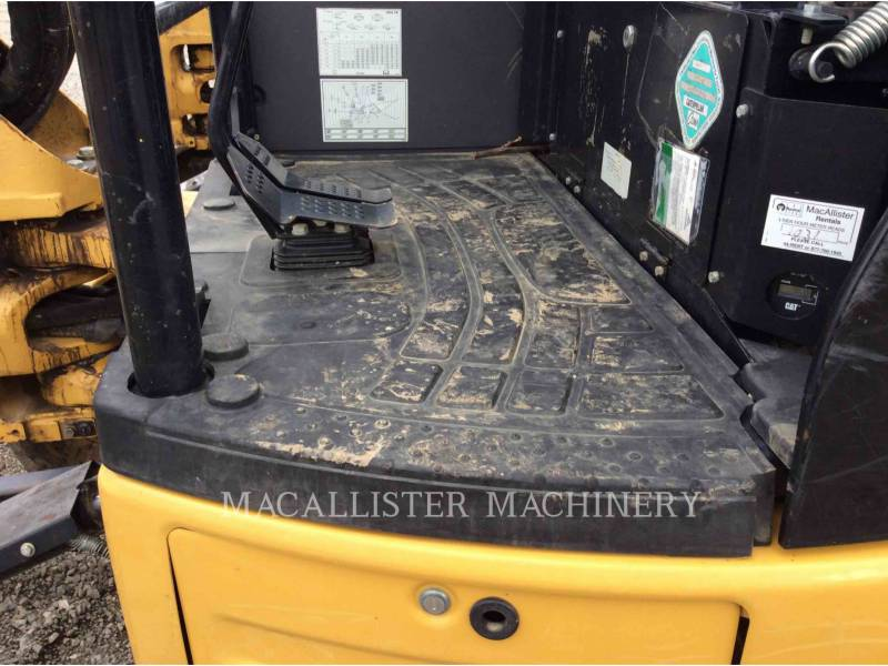 CATERPILLAR TRACK EXCAVATORS 305ECR equipment  photo 12