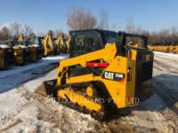 Equipment photo Caterpillar 259D MINIÎNCĂRCĂTOARE RIGIDE MULTIFUNCŢIONALE 1