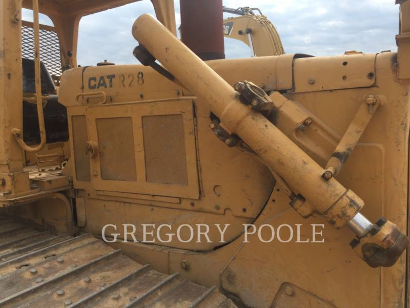 CATERPILLAR TRACTORES DE CADENAS D6D equipment  photo 12