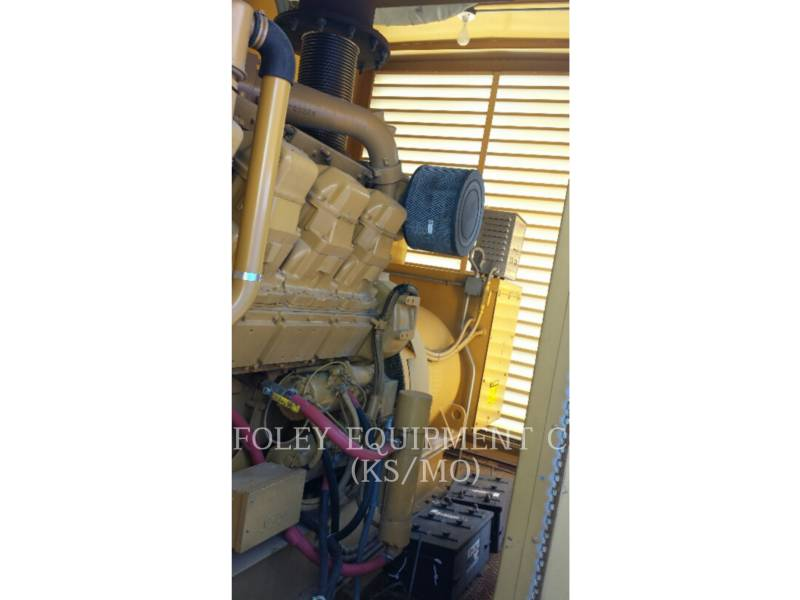 CATERPILLAR FIJO - DIESEL 3512EP equipment  photo 5
