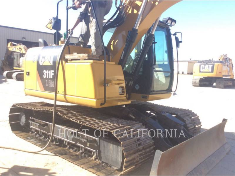 CATERPILLAR TRACK EXCAVATORS 311F RR equipment  photo 3