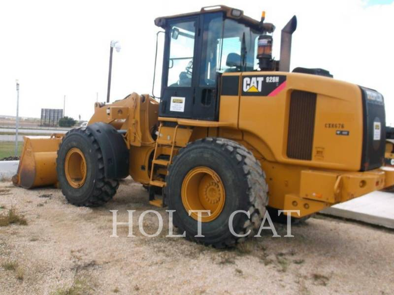 CATERPILLAR CARGADORES DE RUEDAS 928HZ equipment  photo 3