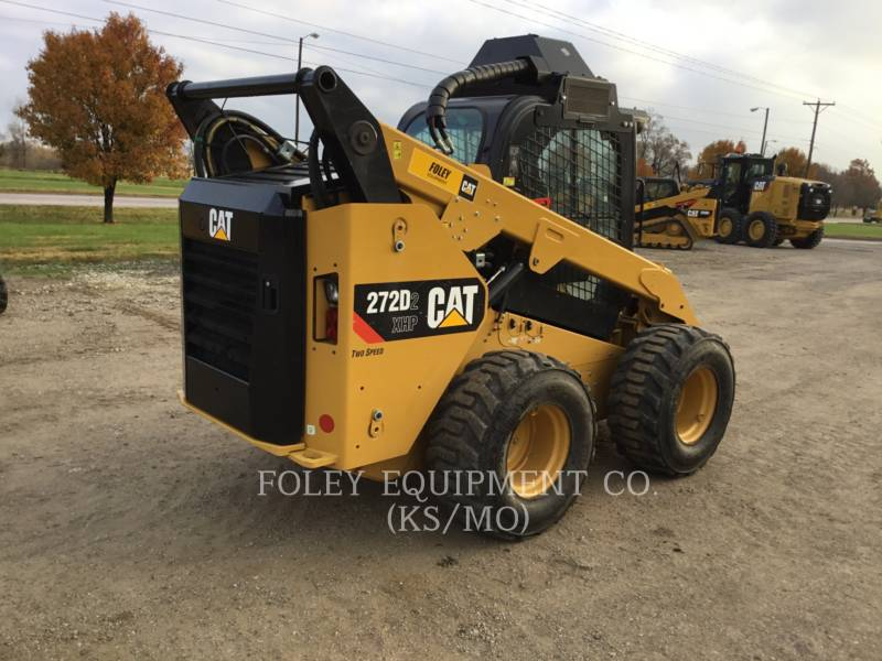 CATERPILLAR SKID STEER LOADERS 272D2XHP2C equipment  photo 3