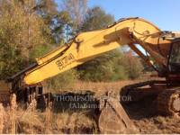 LIEBHERR TRACK EXCAVATORS R 974 B LITRONIC HD equipment  photo 2