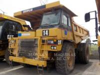 Equipment photo Caterpillar 773E CAMION MINIER PENTRU TEREN DIFICIL 1