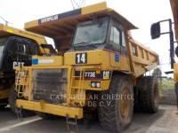 Equipment photo CATERPILLAR 773E 鉱業用ダンプ・トラック 1