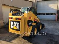 CATERPILLAR PALE COMPATTE SKID STEER 246C equipment  photo 3
