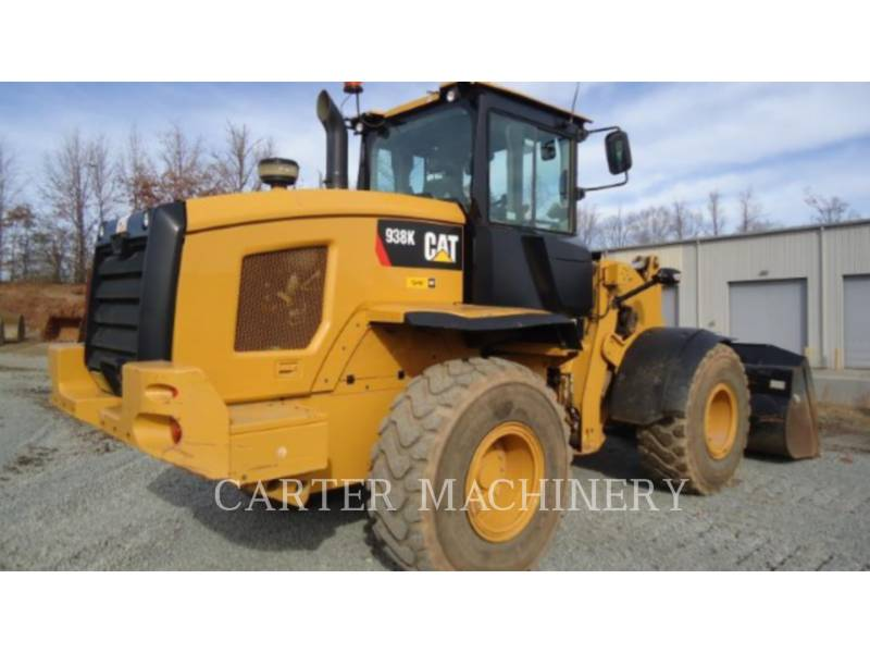 CATERPILLAR WHEEL LOADERS/INTEGRATED TOOLCARRIERS 938K 3VFS equipment  photo 1