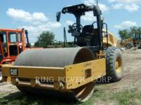 Equipment photo CATERPILLAR CS54B COMPACTEURS TANDEMS VIBRANTS 1