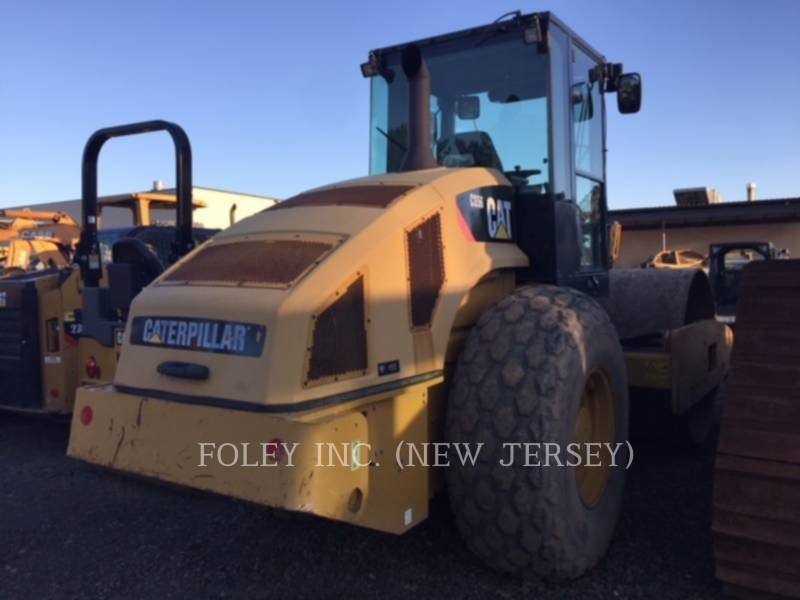CATERPILLAR COMPACTORS CS56 equipment  photo 3