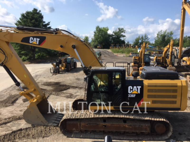 CATERPILLAR 履带式挖掘机 336F L equipment  photo 8