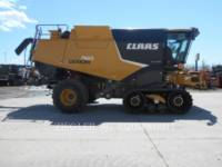 Equipment photo LEXION COMBINE 760TT КОМБАЙНЫ 1