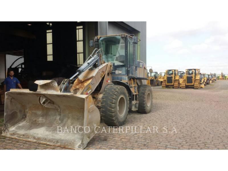 CATERPILLAR ホイール・ローダ/インテグレーテッド・ツールキャリヤ 924H equipment  photo 1