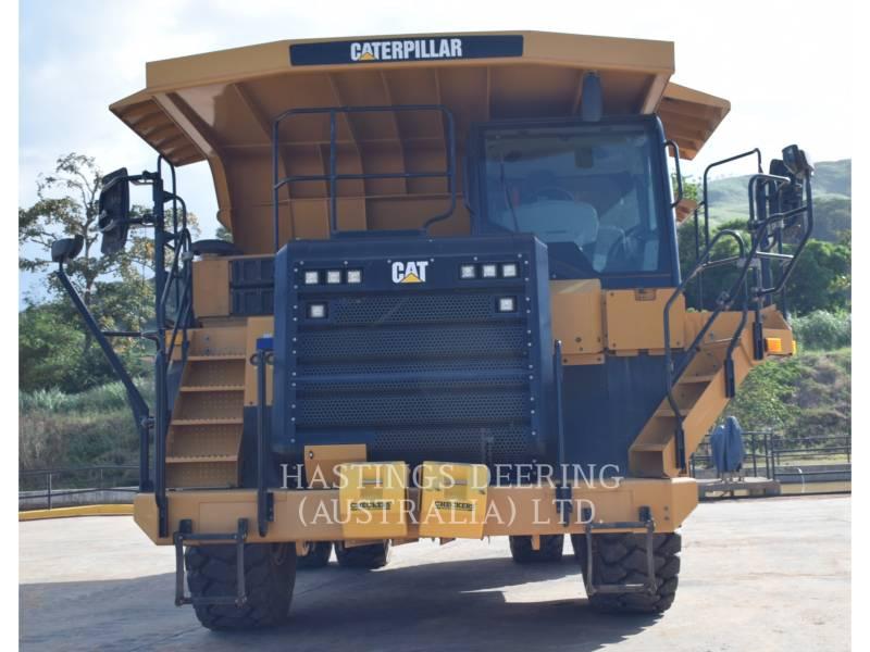 CATERPILLAR MINING OFF HIGHWAY TRUCK 773GLRC equipment  photo 4