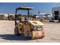 CATERPILLAR VIBRATORY DOUBLE DRUM ASPHALT CC34 equipment  photo 3