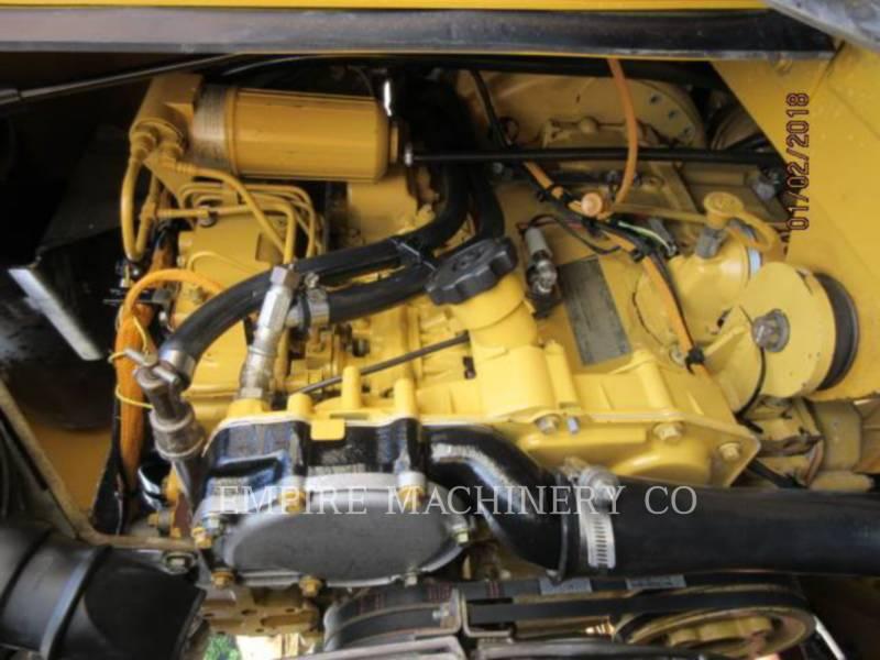 CATERPILLAR SOPORTE DE TAMBOR ÚNICO VIBRATORIO CS533E equipment  photo 9