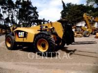 Equipment photo CATERPILLAR TH406 TELEHANDLER 1
