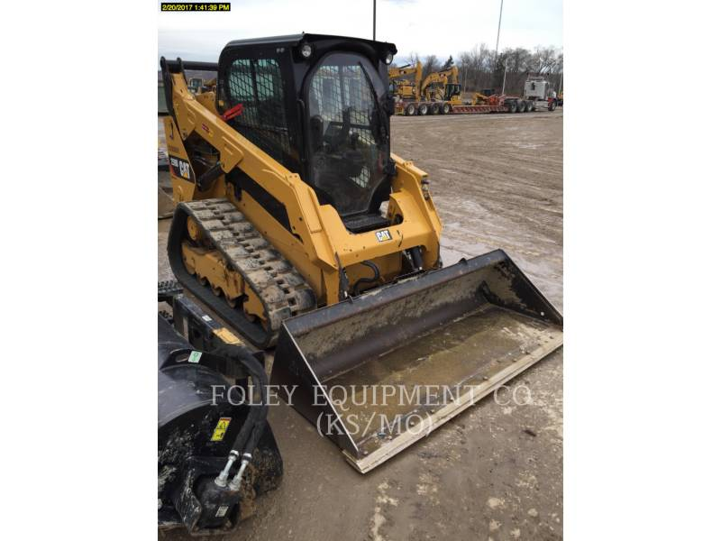 CATERPILLAR SKID STEER LOADERS 259DSTD2CA equipment  photo 2