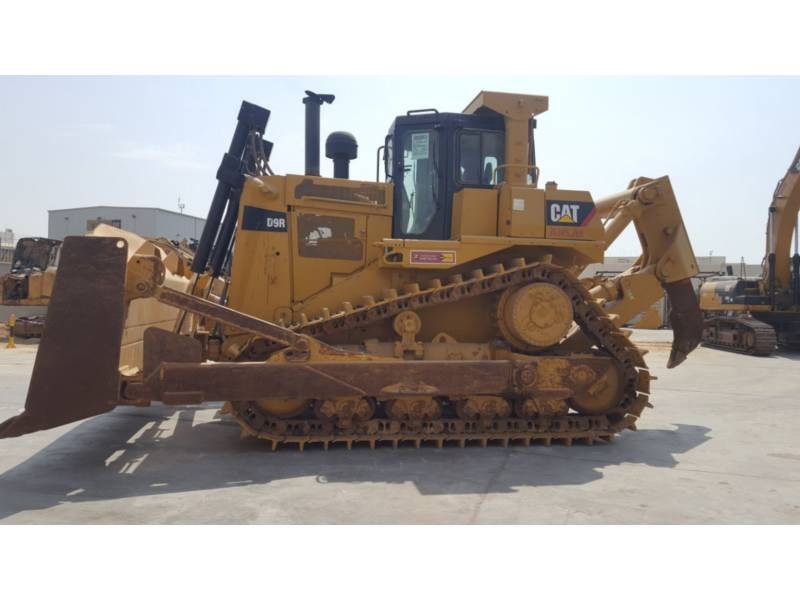CATERPILLAR MINING TRACK TYPE TRACTOR D9RLRC equipment  photo 5